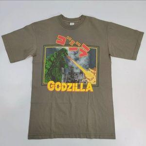 Vintage 1994 Godzilla Japanese Movie Promo Tee M
